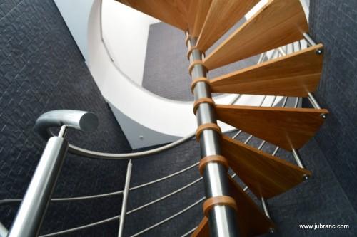 Escadas circulares